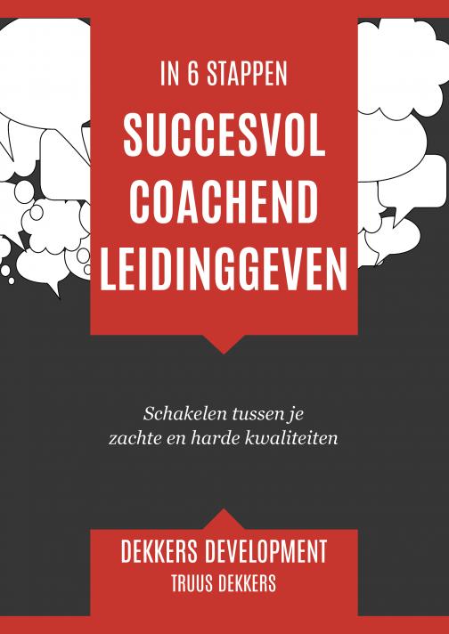 Succesvol coachend leiddinggeven