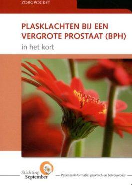 Plasklachten bij vergrote prostaat (BPH) – in het kort