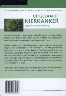 Nierkanker – diagnose en behandeling