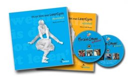 Fit en Slim met LeerGym met 2 dvd's