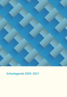 Prikkelarme schoolagenda 2020-2021