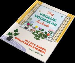 Het Vrolijk Voorjaar doeboek voor senioren