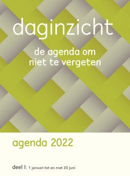 Daginzicht agenda 2022